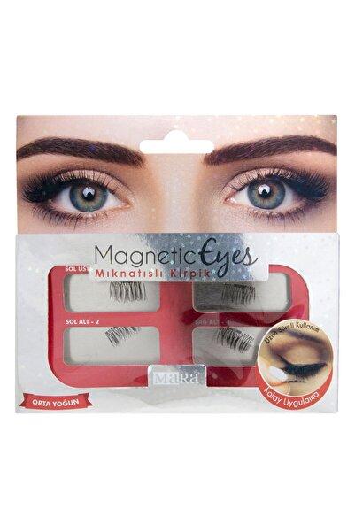 Mara Magnetik Eyes Mıknatıslı Kirpik