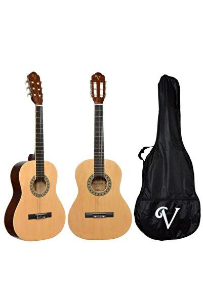 Victoria Klasik Gitar Seti Kılıf  3/4 Cg160n
