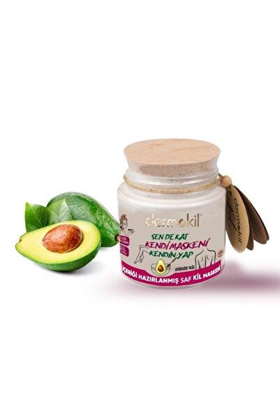 Dermokil Avokado Yağı Kil Maskesi 220 ml