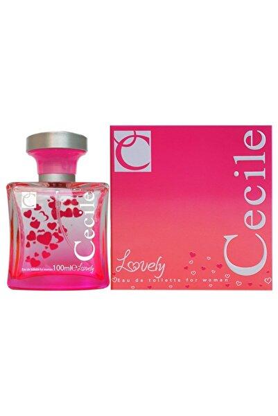 Cecile Kadın Parfüm Edt Lovely 100 Ml
