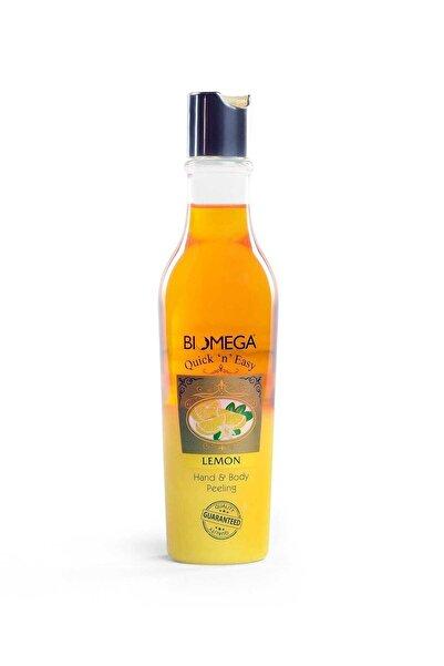 BIOMEGA Biomega Limon Vücut ve El Peelingi 300 g 8611886003348