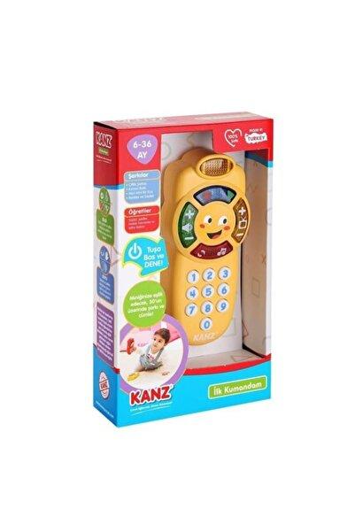 Fatih Oyuncak Ilk Kumandam Öğretici Telefon