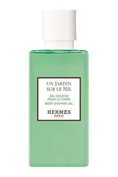 Hermes Un Jardın Sur Le Nıl Shower Gel 80 ml