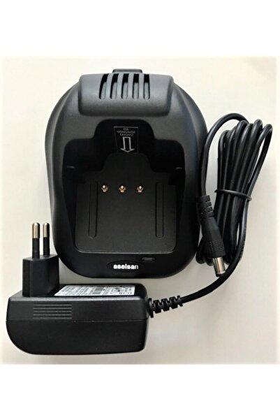 ASELSAN 4411/4711 El Telsizi Için Şarj Komple Şarj Cıhazı (orijinal Kızak Ve Yan Sanayi Adaptör Ile