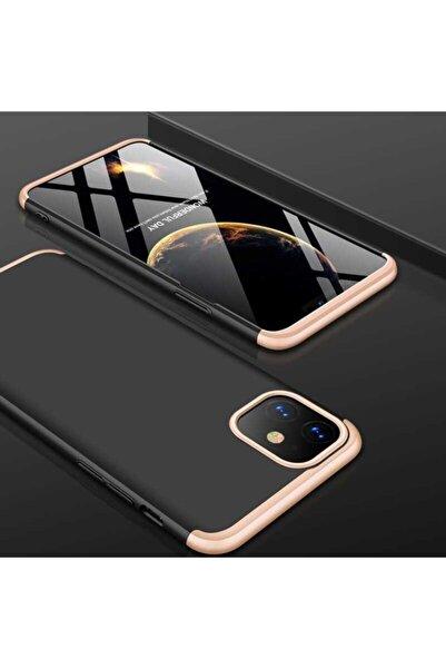 Lopard Apple Iphone 11 Kılıf Ice 360 Derece Kaliteli Tam Koruma Kabı