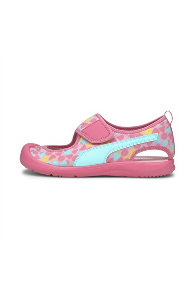 Puma Unisex Aquacat Ps Sachet Pink-Island Parad