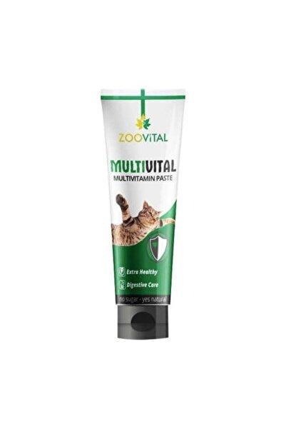 Zoovital Multivital Cat 13 Kedi Vitamin Malt 100 Gr