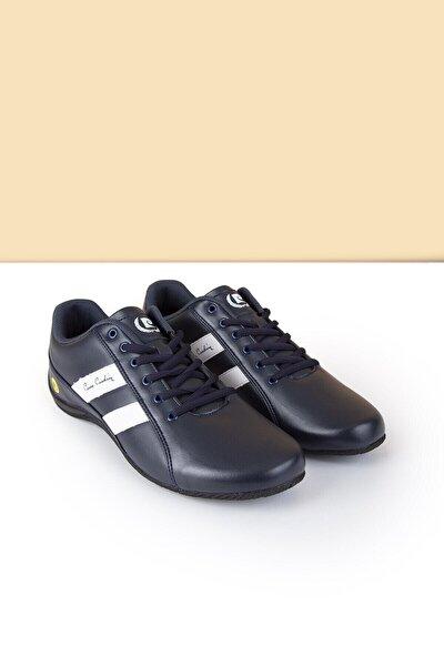 Pierre Cardin Pc-30490 Lacivert Erkek Spor Ayakkabı