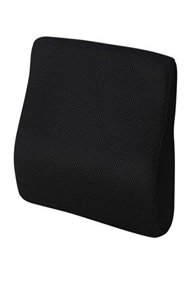 IKEA Bortberg Bel Yastığı Siyah 31x23 Cm