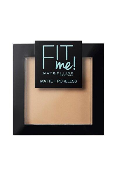 Maybelline New York Fit Me Matte+poreless Pudra - 220 Natural Beige