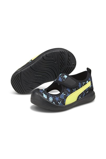 Puma Aquacat Inf Black-soft Fluo Ye