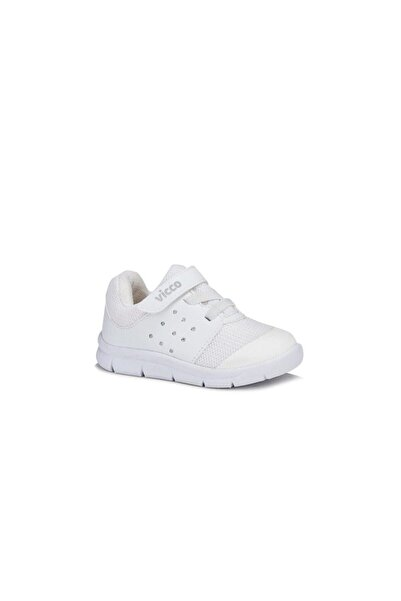 Vicco Çocuk Beyaz Mario Spor Ayakkabı