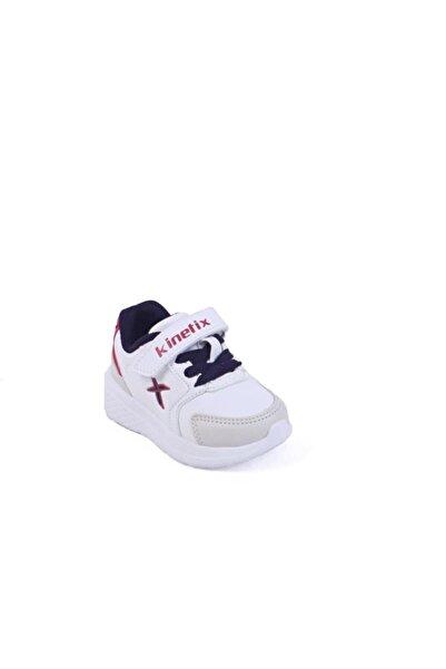 Kinetix Marned J Çocuk Beyaz-kırmızı-siyah (21-25) Günlük Sneaker