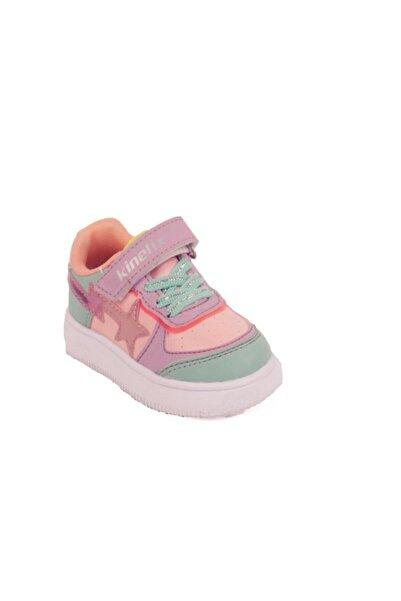Kinetix Kalen Iı Gırl Çocuk Mint-lila-a.yeşil Sneaker Ayakkabı