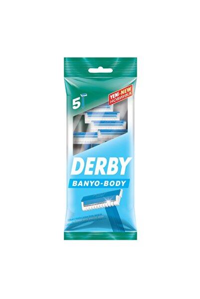 Derby Banyo  Poşet 5'li