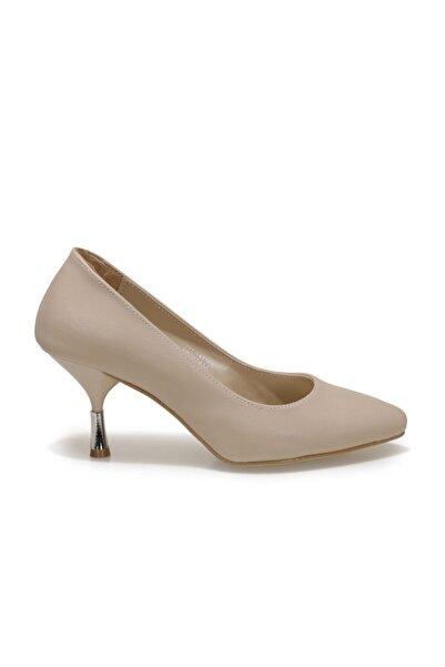 Butigo 21s-0081fx Nude Kadın Topuklu Ayakkabı