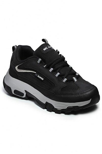 Marco Jamper Siyah Buz Sneaker Ayakkabı Wb-1840