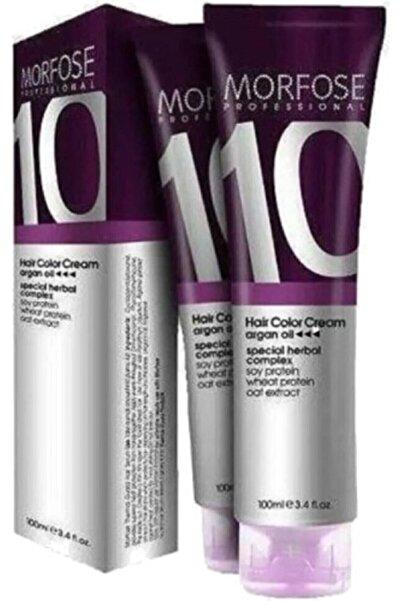 Morfose 10 Saç Boyası Gri Renk 60 ml