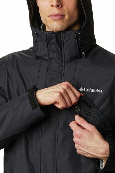Columbia Erkek Siyah Mont Wo1273-010