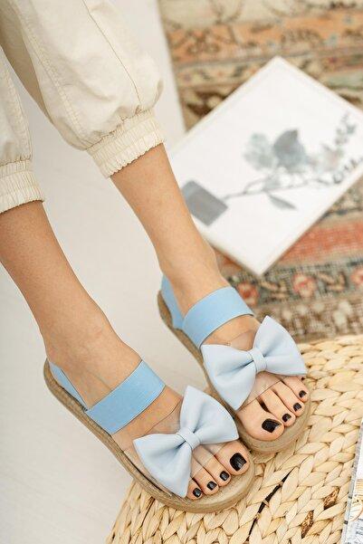 MUGGO Mgfıyonk06 Kadın Sandalet