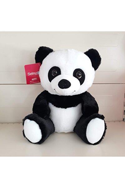 SELAY TOYS Peluş Panda Oyuncak Sevimli 30 cm