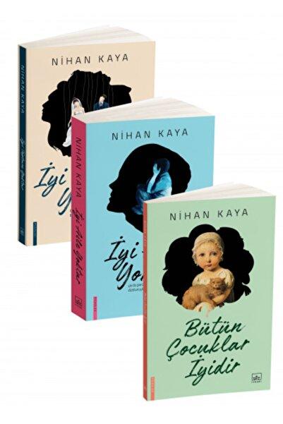 İthaki Yayınları Nihan Kaya 3 Kitap Takım