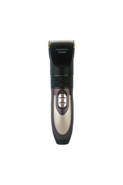 Powertec Tr 6500 Profesyonel Saç Sakal Kesim Tıraş Makinesi