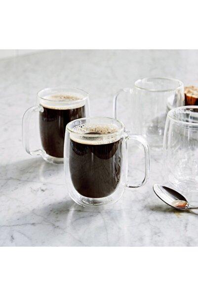 ZWILLING 395001100 Çift Camlı Kahve Bardağı