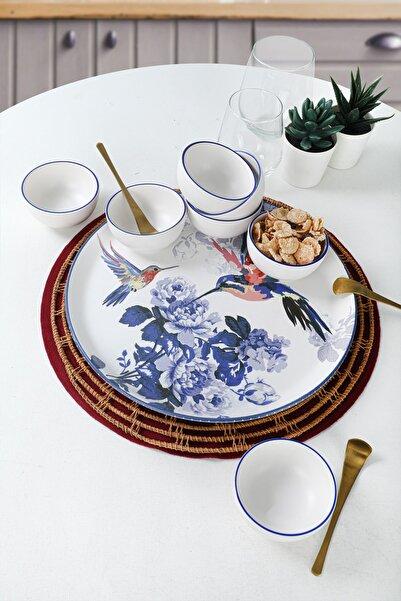 Keramika Florya Hitit Kahvaltılık 8 Parça