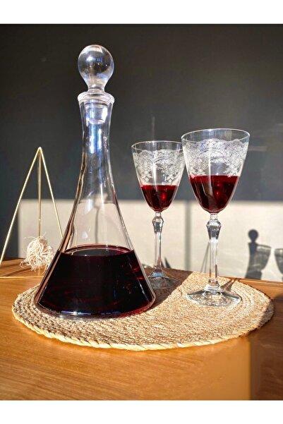 GLASSELLA Şarap Şişesi