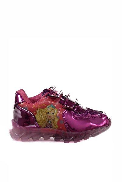 Barbie Fuşya Kiz Çocuk Ayakkabı