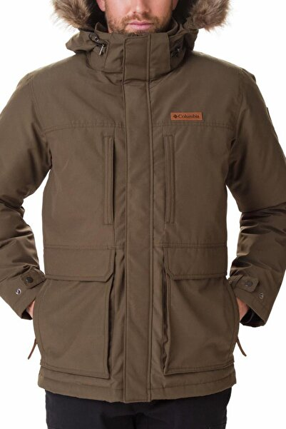 Columbia Erkek Mont - Marquam Peak Jacket - Wm1250-319