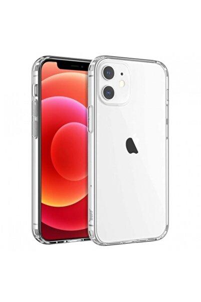 Buff Iphone 12 Hybrid Crystal Clear Kılıf