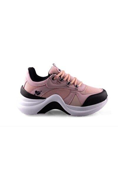 Twingo Kadın Pembe Günlük Spor Ayakkabı