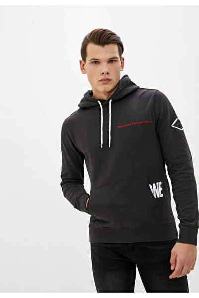 Replay Erkek Kapüşonlu Sweatshirt M3226 U004953
