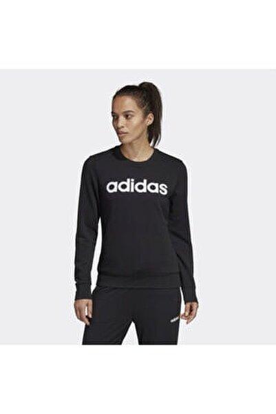 W E LIN SWEAT' Siyah Kadın Sweatshirt 100479658