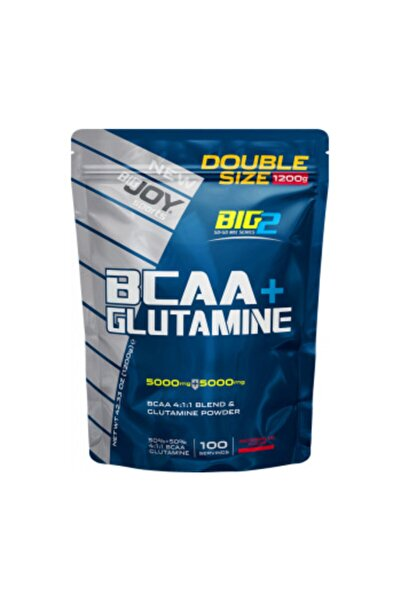 Big Joy Bigjoy Sports Bıg2 Bcaa + Glutamine Karpuz Aromalı 1200 gr