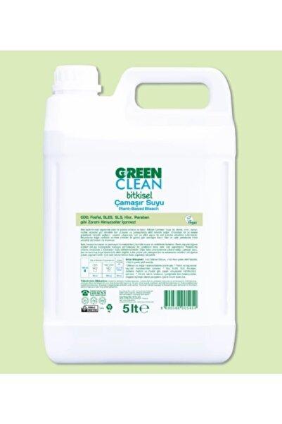 Green Clean Bitkisel Çamaşır Suyu (5000 Ml) Depo-e