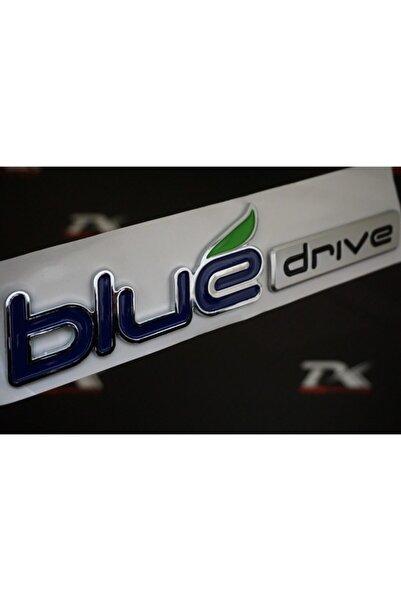 Hyundai Blue Drive Hybrid Bagaj Yazı Logo Amblem 3m 3d Abs