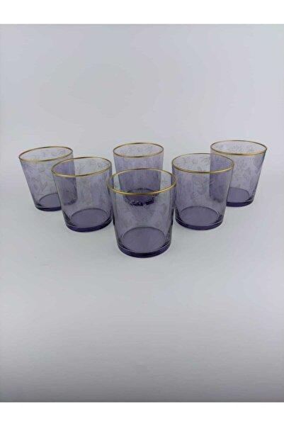 Rakle 6 Lı Olimpos Meşrubat Bardağı