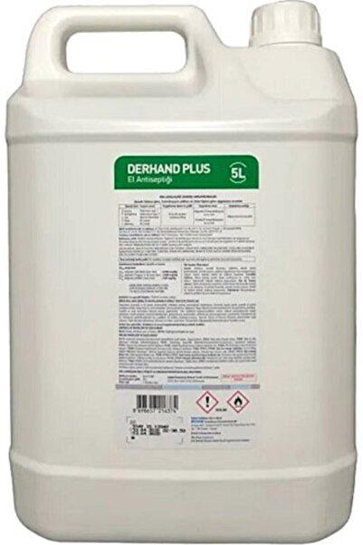 Ecolab Derhand Plus %75 Alkollü El Dezenfektanı 5lt
