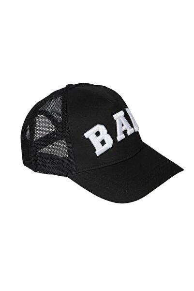 Bad Bear Unisex Siyah Fileli Şapka 19.02.42.006
