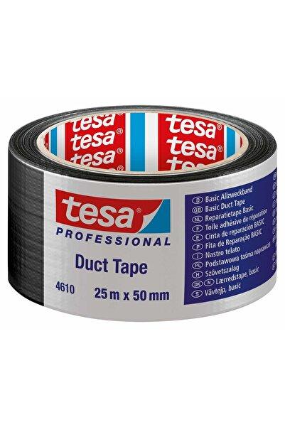 Tesa Basic Duct Tamir Bandı, 25mx50mm, Siyah