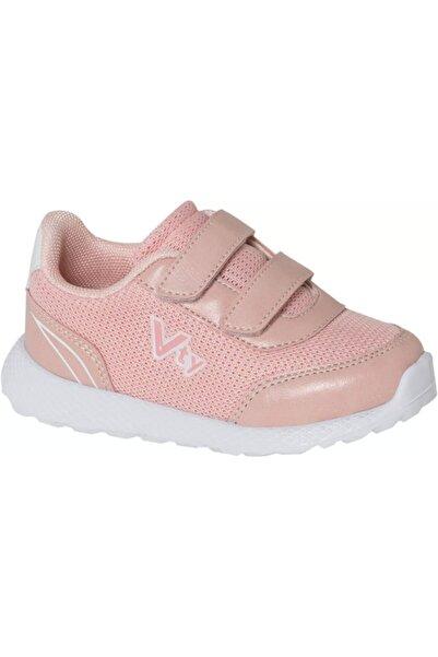 Victory Kız Çocuk Pembe Cırtlı Spor Ayakkabı