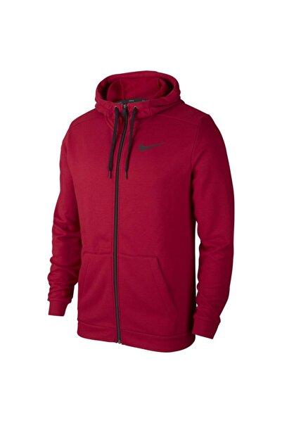 Nike Erkek Vişne Çürüğü Rengi Fermuarlı Sweatshırt Cj4317 620