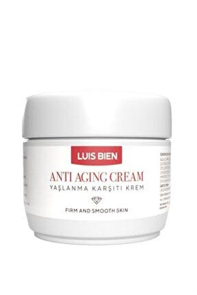 Anti Aging Etkili Yaşlanma Karşıtı Bakım Kremi 50 gr