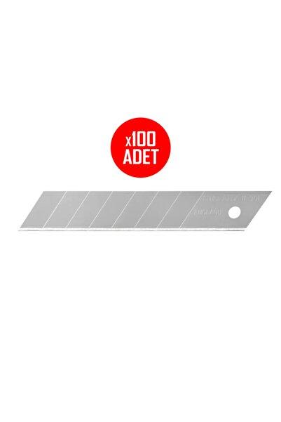 Stanley Maket Bıçağı Yedeği 110 X 18 Mm (100'lü Paket) - 111301