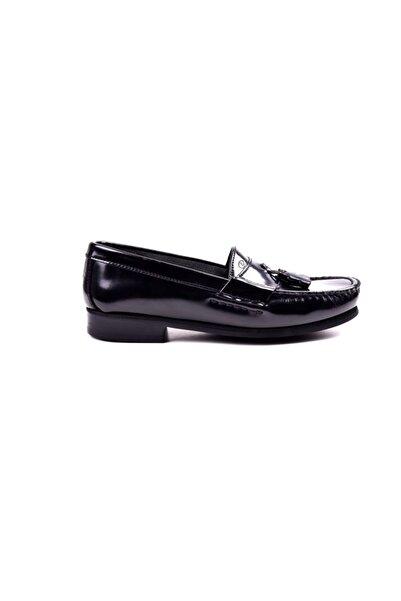 Dexter Erkek Siyah Loafer Ayakkabı N545-1