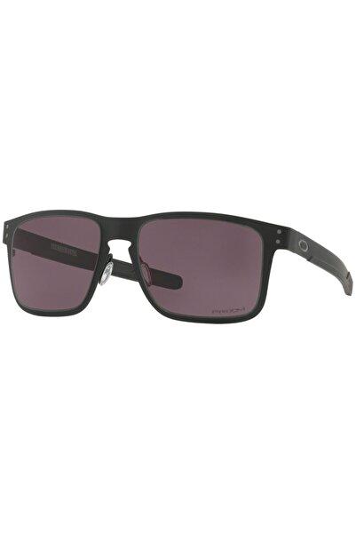 Oakley Unisex Siyah Holbrook Metal Güneş Gözlüğü oo4123 - 412311