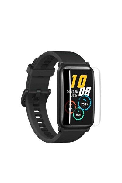 Göha Huawei Watch Fit Infectious Series Uyumlu  Saat Ekran Koruyucu
